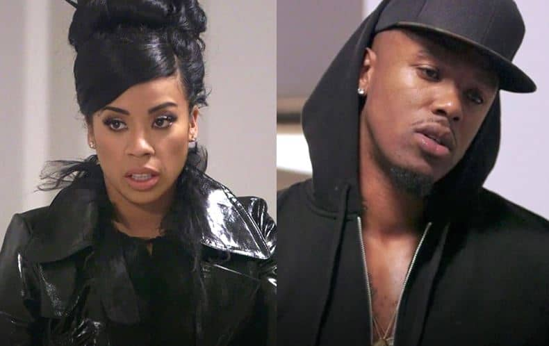 Love & Hip Hop Keyshia Cole and Daniel Booby Gibson