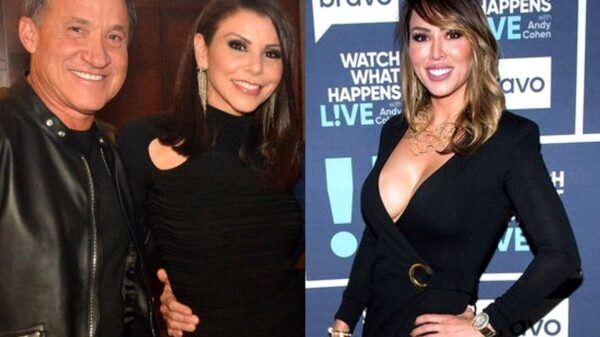 "RHOC's Heather Dubrow Slams Kelly Dodd! Calls Her a ""Stupid Woman"" Over Comments About Dr. Dubrow"