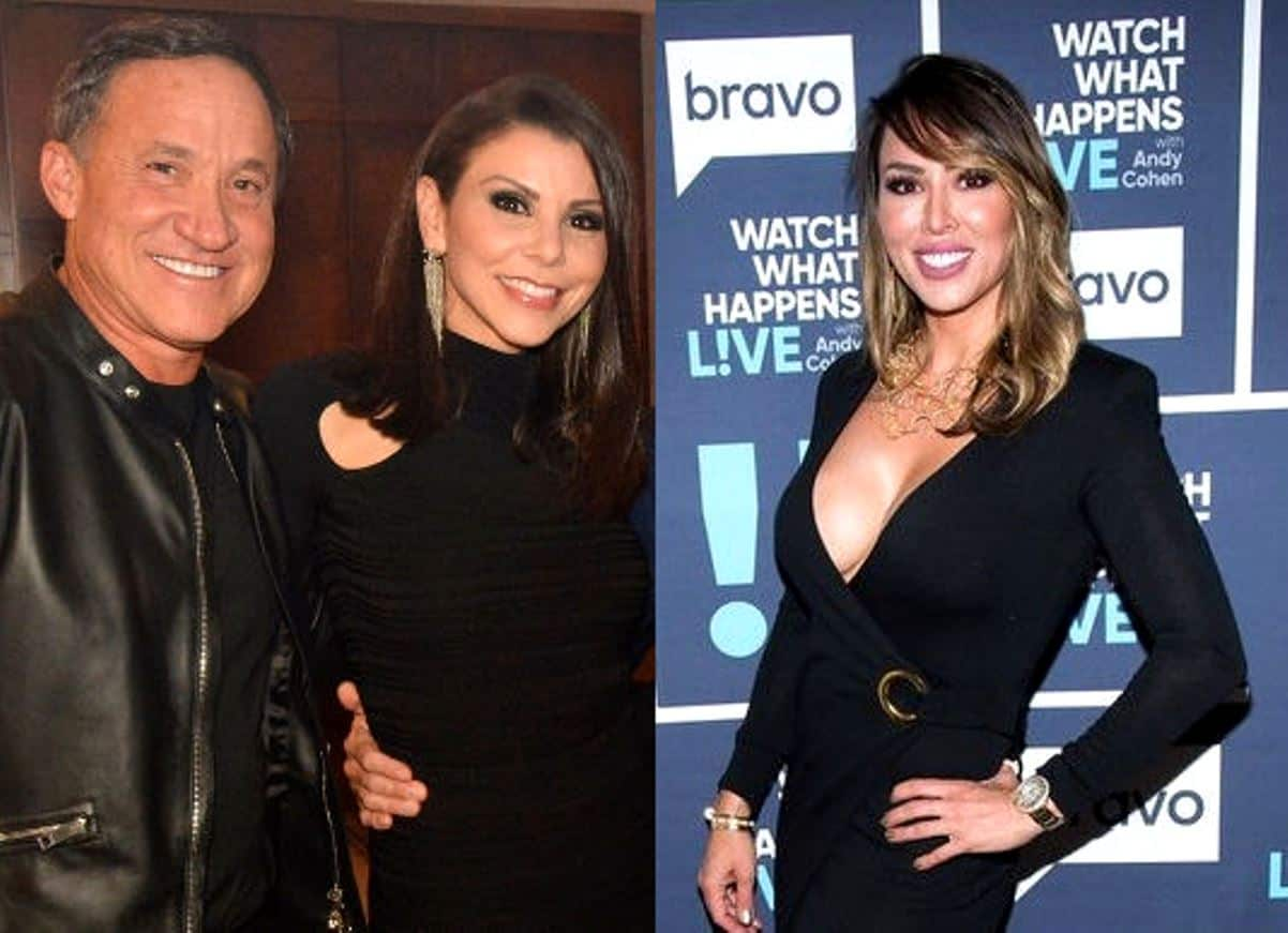 """RHOC's Heather Dubrow Slams Kelly Dodd! Calls Her a """"Stupid Woman"""" Over Comments About Dr. Dubrow"""