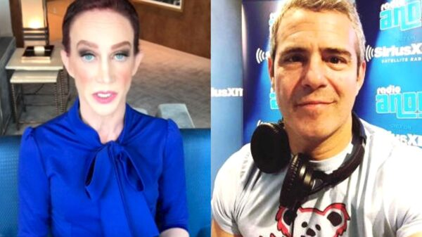 Andy Cohen Denies Kathy Griffin's Claims of Harassment
