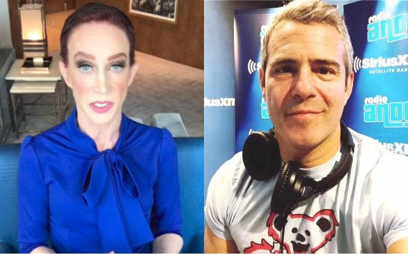 kathy griffin vs andy cohen