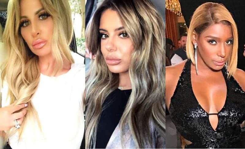 kim zolciak brielle biermann nene leakes