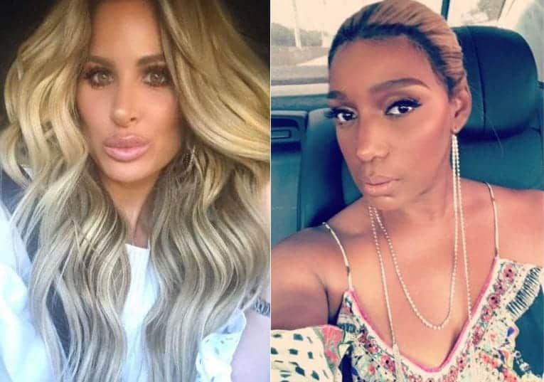 kim zolciak vs nene leakes feud