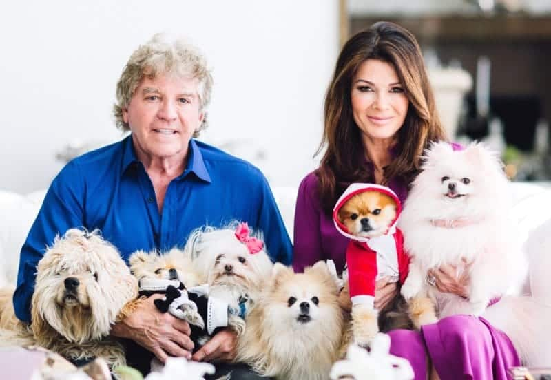 lisa vanderpump ken todd dogs