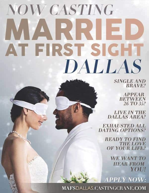 married at first sight dallas casting 2017