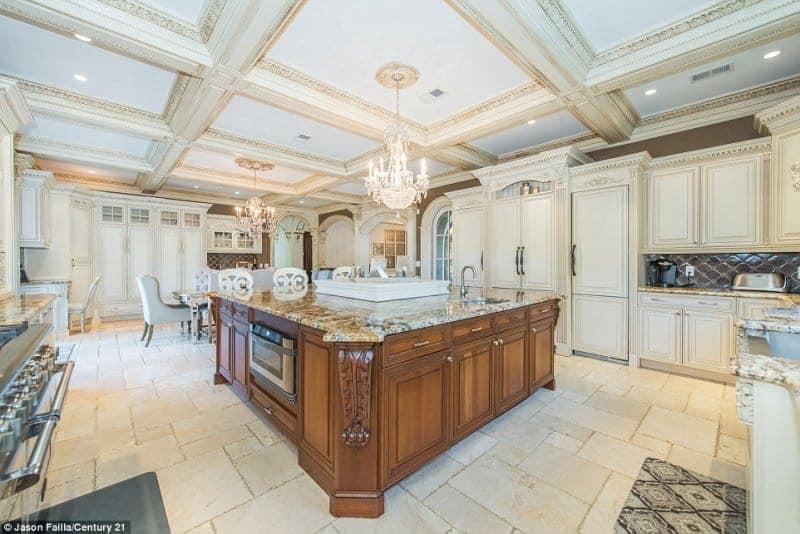 melissa gorga home kitchen