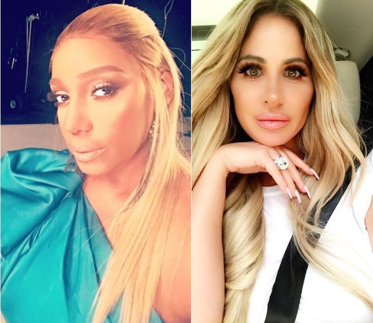 nene leakes kim zolciak biermann fight