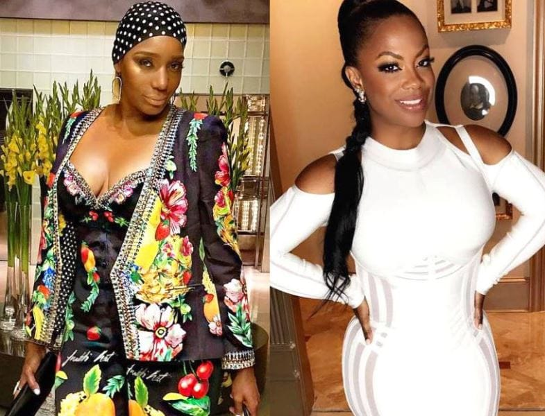 nene leakes vs kandi burruss