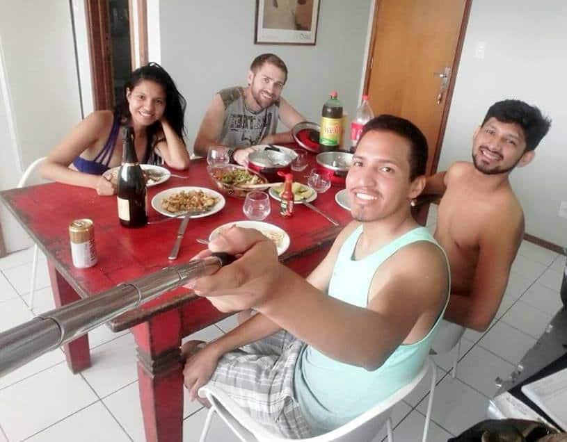 paul karine brazil