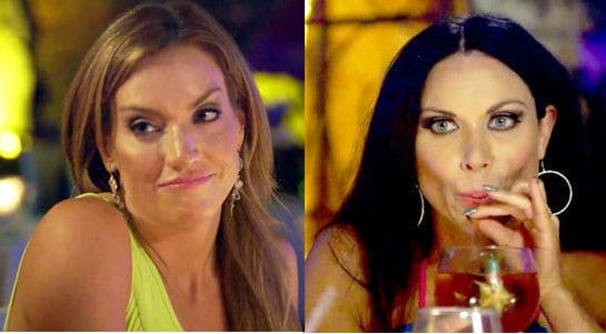real housewives of dallas cary vs leeanne