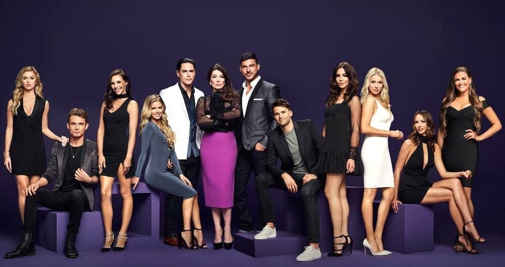 2017 Vanderpump Rules Season 6 Cast