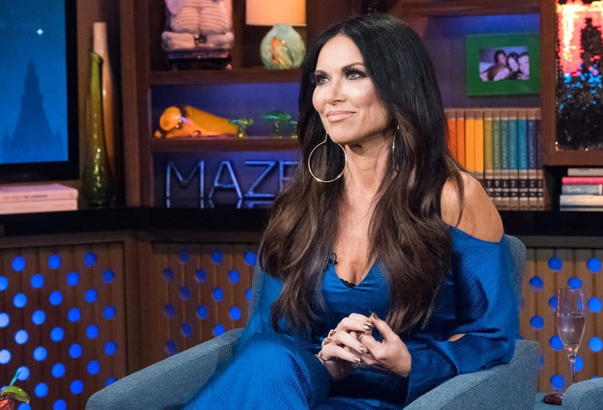 LeeAnne Locken WWHL
