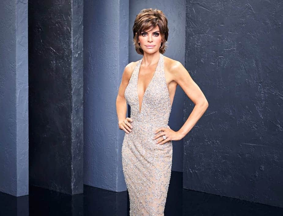 Lisa Rinna RHOBH Season 8 Cast Photo