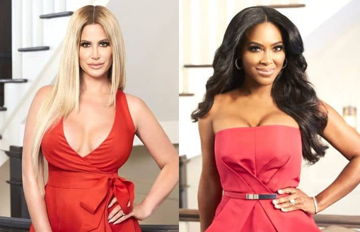 RHOA season 10 Kim Zolciak and Kenya Moore
