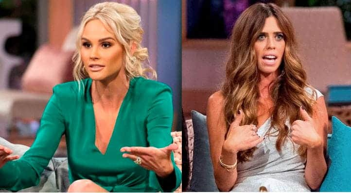 RHOC season 12 reunion meghan king edmonds vs lydia mclaughlin