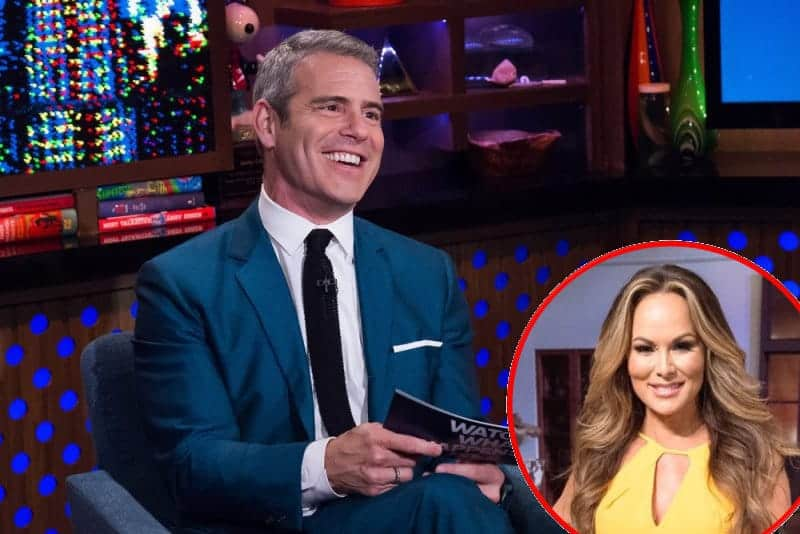 andy cohen vs Tiffany hendra
