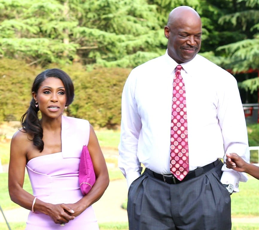 Dr. Jackie Walters husband Curtis affair