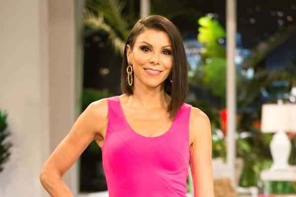 Heather Dubrow RHOC Return