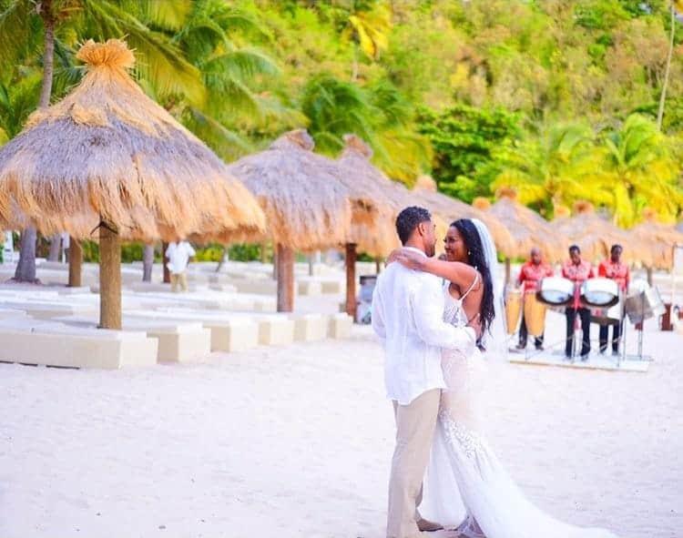 kenya wedding st lucia