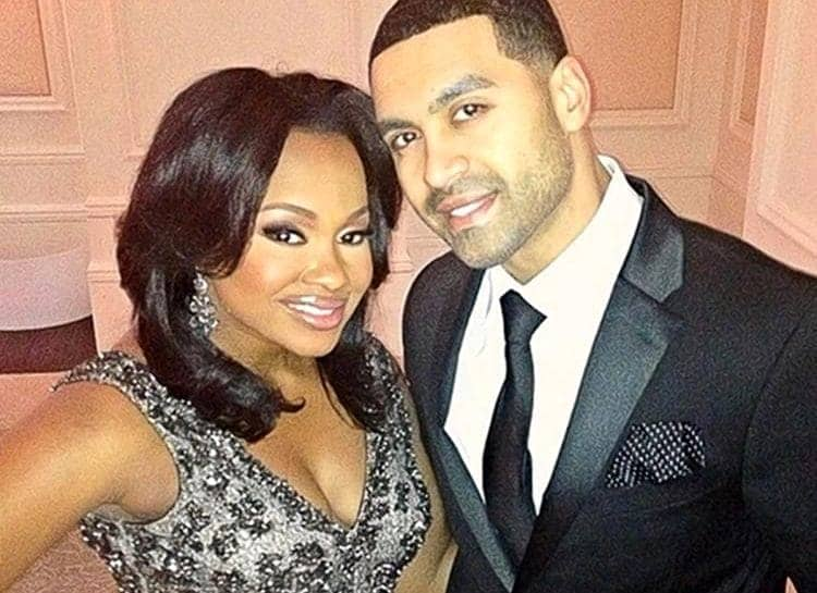 Phaedra parks dating 50 cent