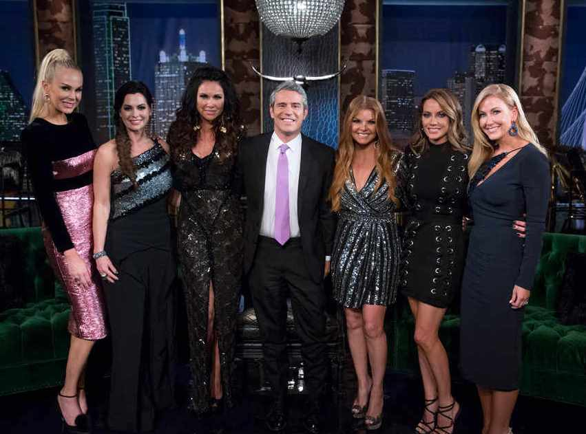 real housewives of dallas season 2 reunion cast