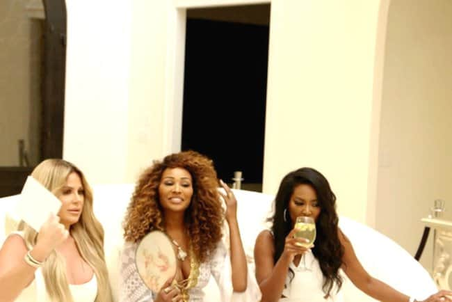 rhoa recap All White Never Forget Showdown
