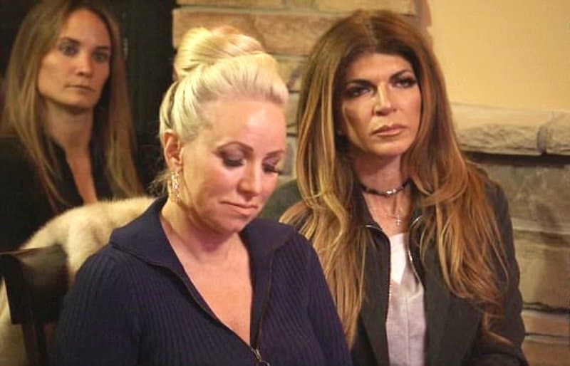 Real Housewives of New Jersey recap a retreat to remember