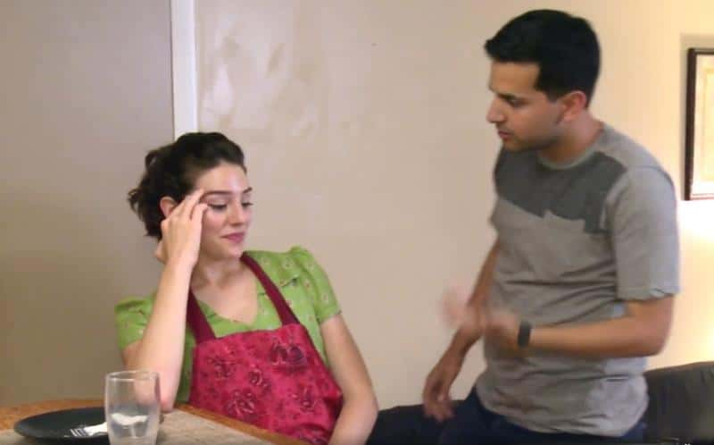 90 Day Fiancé recap wake up call evelyn and david