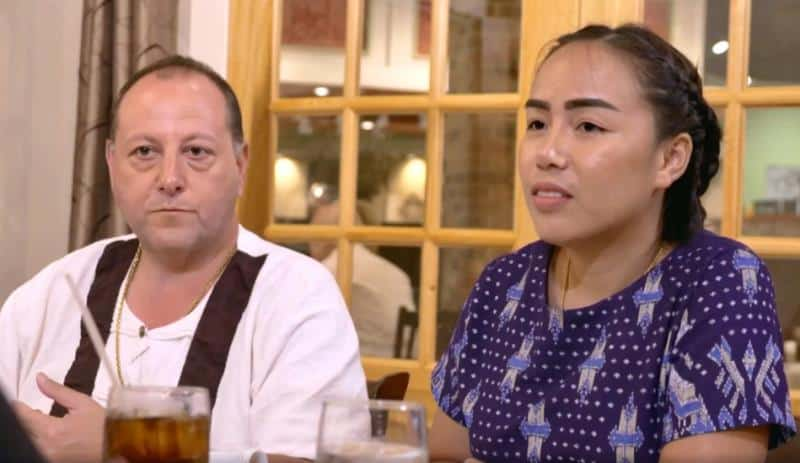 90 Day Fiance recap breaking point annie david
