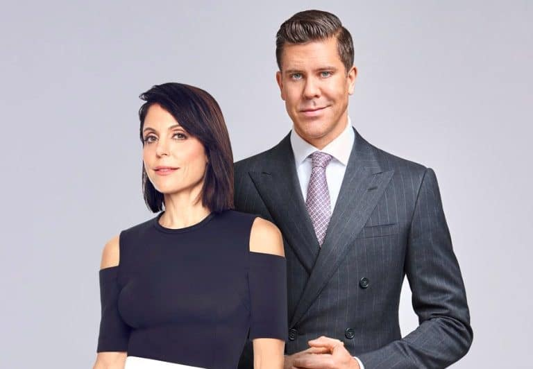Bethenny Frankel and Fredrik Eklund