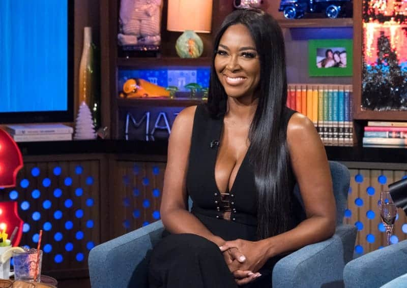 Is Kenya Moore Pregnant