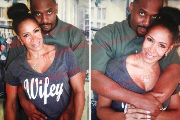 Sheree Whitfield prison boyfriend photo Tyrone Gilliams