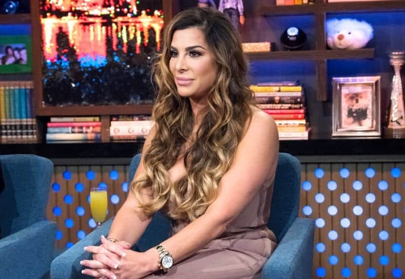 Siggy Flicker on WWHL