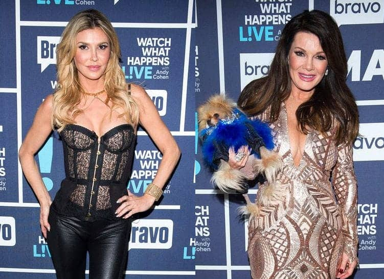 brandi glanville vs lisa vaderpump