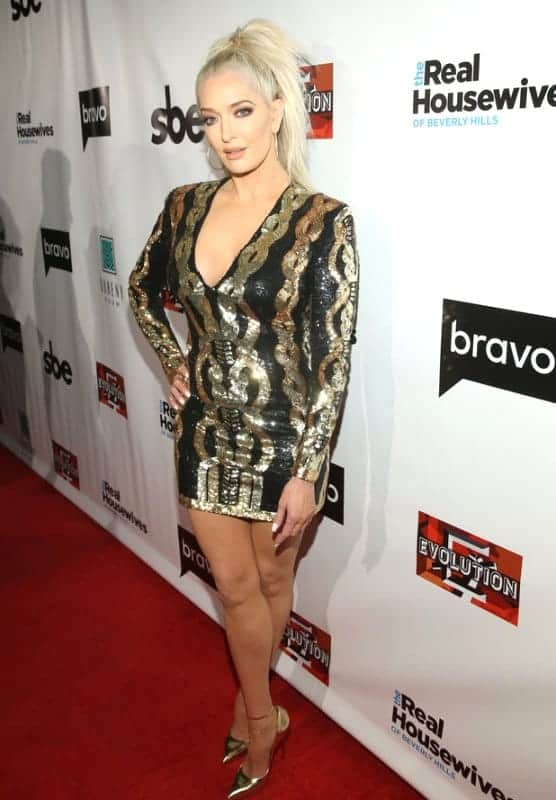erika girardi Real Housewives of Beverly Hills Season 8 Premiere Party