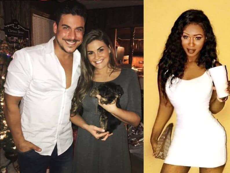 Vanderpump Rules faith Stowers Brittany Cartwright Jax Taylor