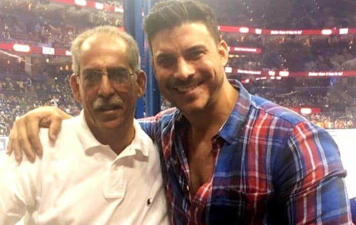jax taylor dad Ronald Cauchi dies of cancer
