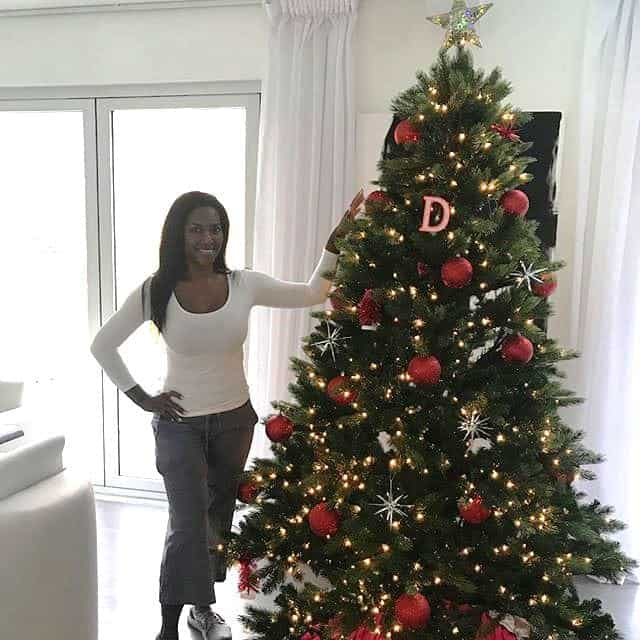 kenya moore christmas tree