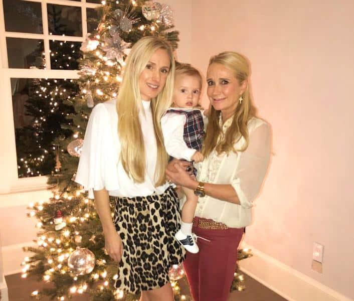 kim richards daughter Brooke Wiederhorn grandson hucksley