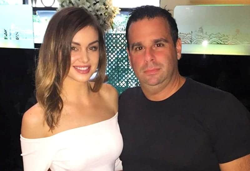 who is lala's boyfriend randall emmett