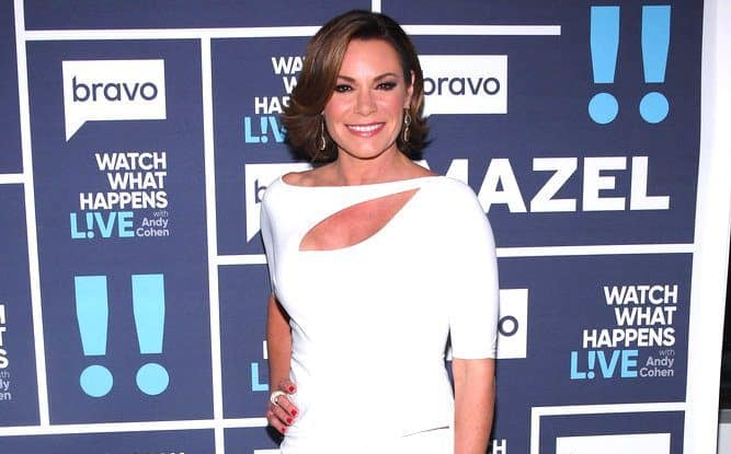 luann de lesseps interview