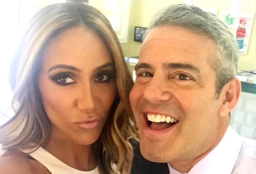 melissa gorga and andy cohen lawsuit