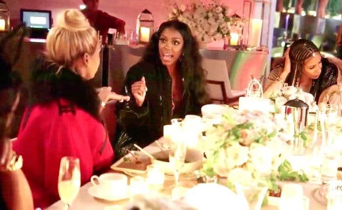 real housewives of atlanta recap petty party