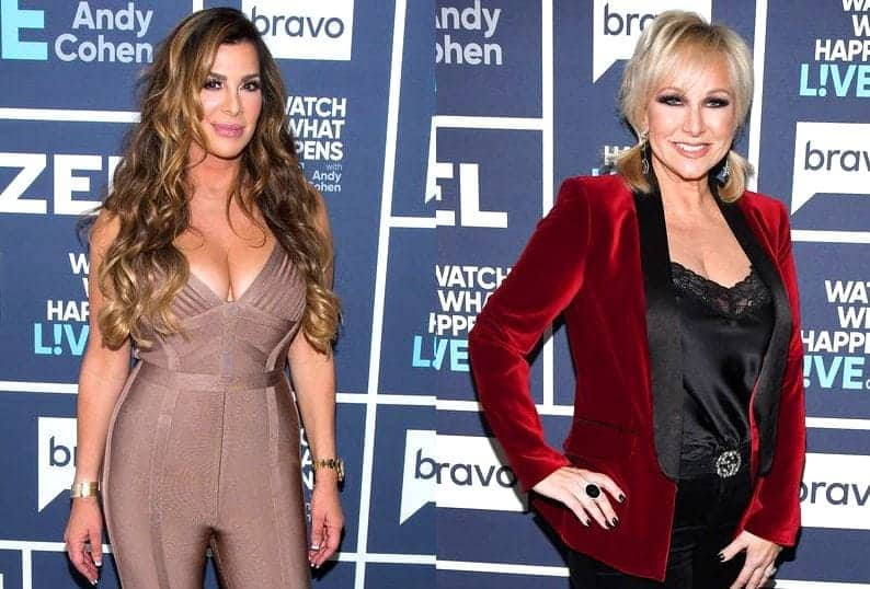 rhonj Siggy Flicker Margaret Josephs