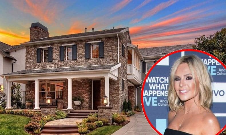 tamra judge buys new home