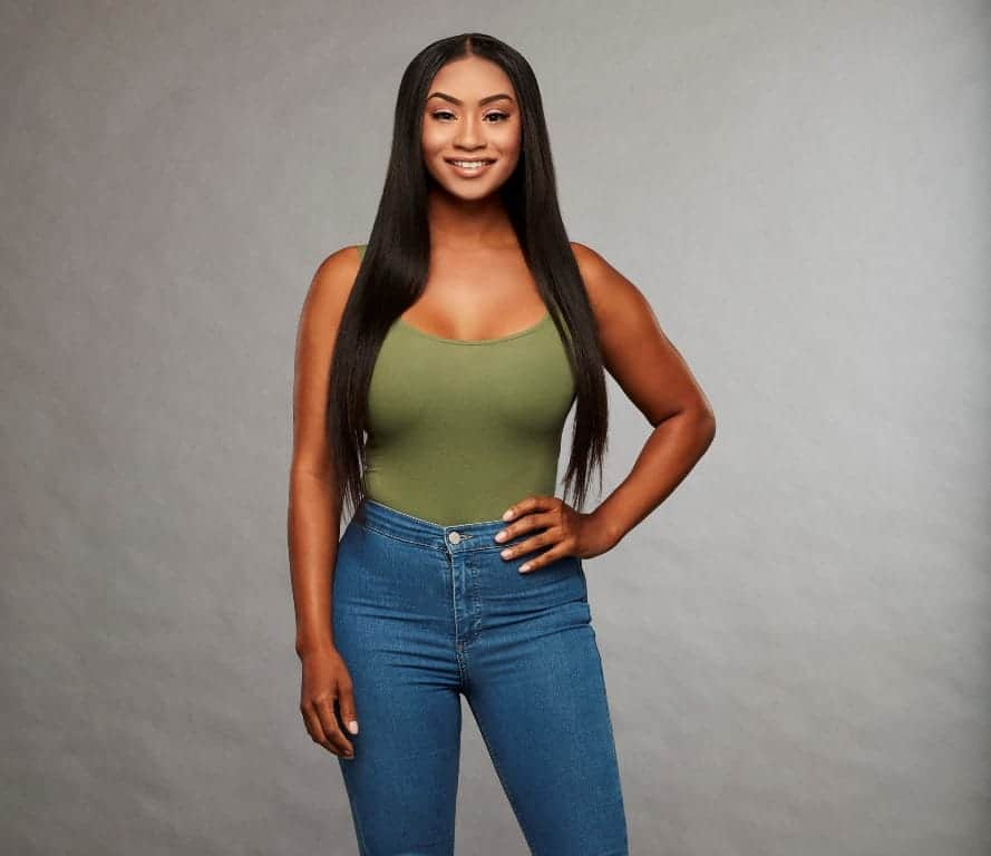 2018 The Bachelor's Brittane Johnson
