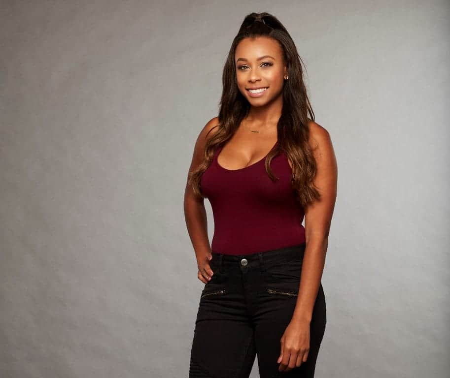 2018 The Bachelor's Brittany Taylor