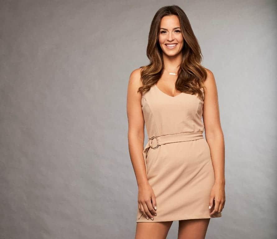 2018 The Bachelor Season 22 Caroline Lunny