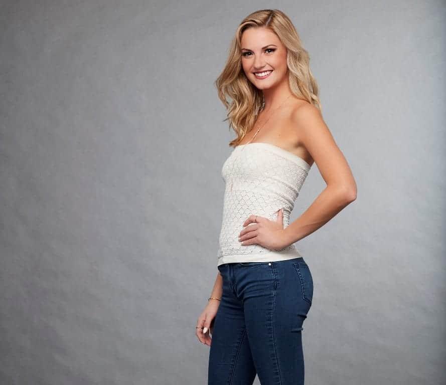 2018 the bachelor season 22 Jenny Delaney