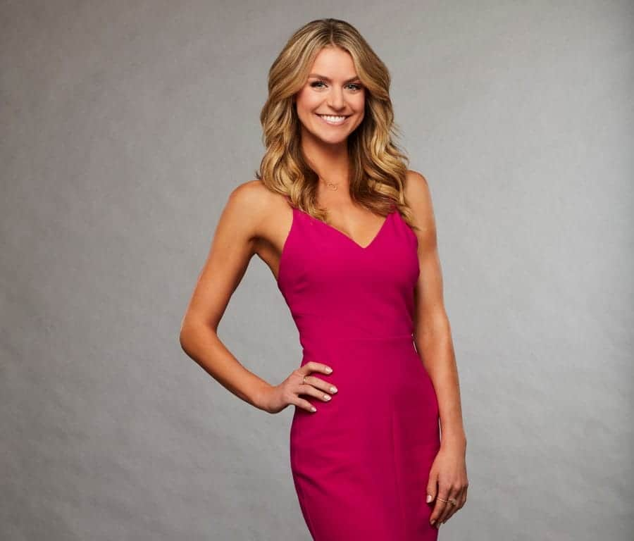 2018 the bachelor season 22 Jessica Carroll
